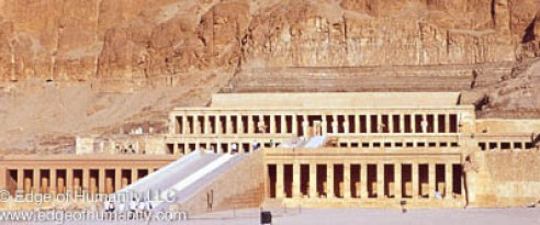 Valley of the Kings, , Egypt.