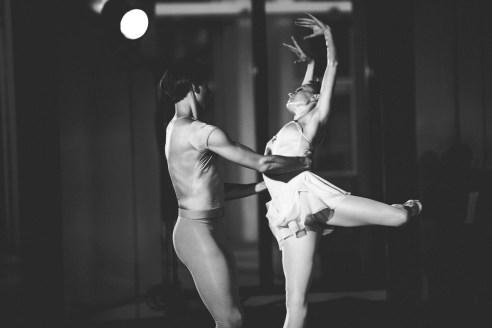 American Contemporary Ballet Dancers, Los Angeles, California, USA.