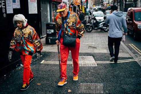 Coordination - Brick Lane, London