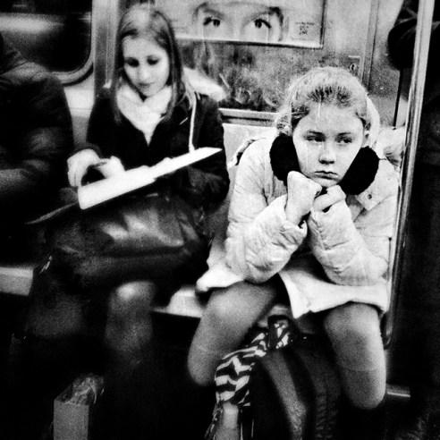 Stare New York City Subway