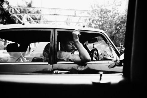 Taxi driver, Mumbai