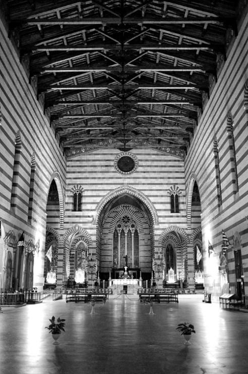 Basilica di San Francesco Siena, Italy