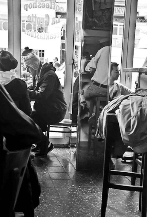 """Coffee shop"" Amsterdam, Netherlands"