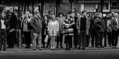 """Humans"" Liverpool, UK"