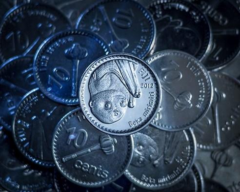 Fiji 10c Coin