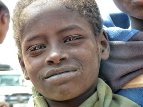 Borana child. Southern Ethiopia.