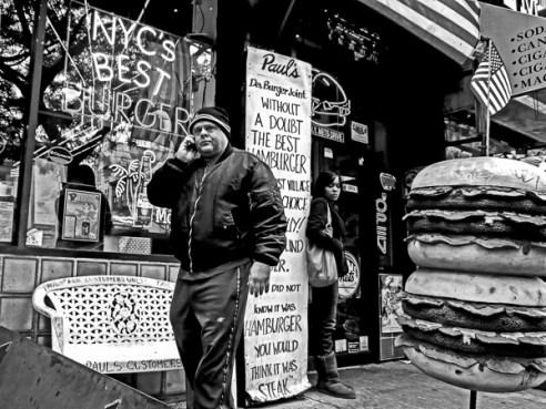 Da Burger Joint New York, USA