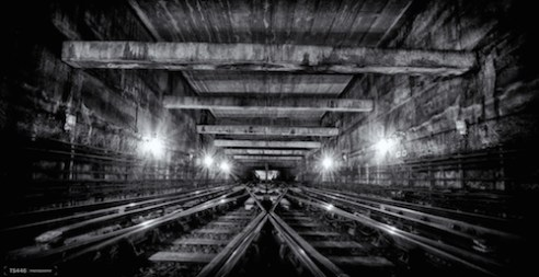 Off the Rails. Every tunnel on London Undergrounds Tube network leads somewhere. Dark and dirty, but certainly interesting locations can be found in the tunnels under the City of London.