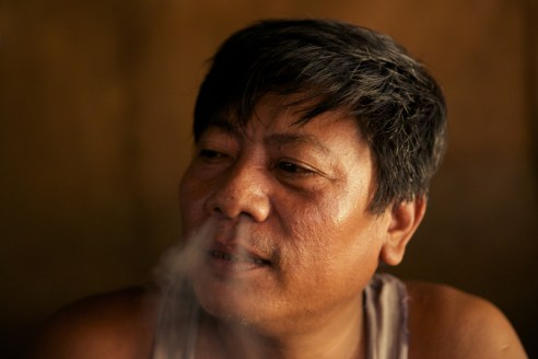 """If I don't get equivalent compensation for what I already have, I will not move"" -Myint Naing"