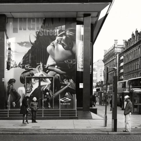Urban Life Glasgow, UK