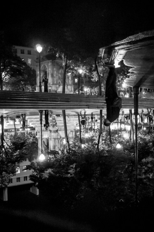 The Flipside 001 - Quartier des Halles, Paris