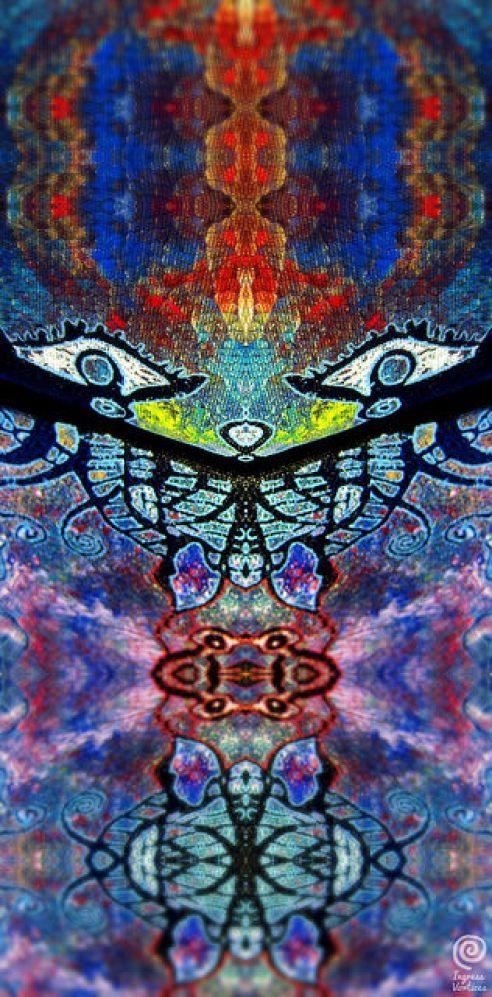 ----Arcane Collage-- by Ingress Vortices