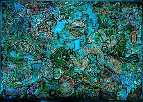 ----Blueprints Of Cosmos-- by Ingress Vortices
