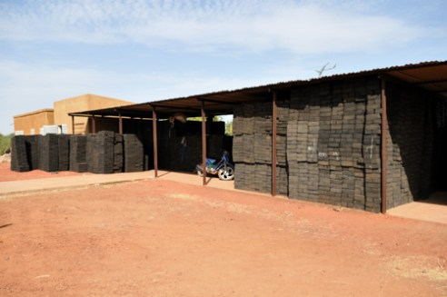 AKTC's plastic recycling project in Mopti (Mali)