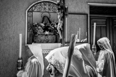 """A Tamurriata"" – Holy Week – Gangi (PA) - Italy"