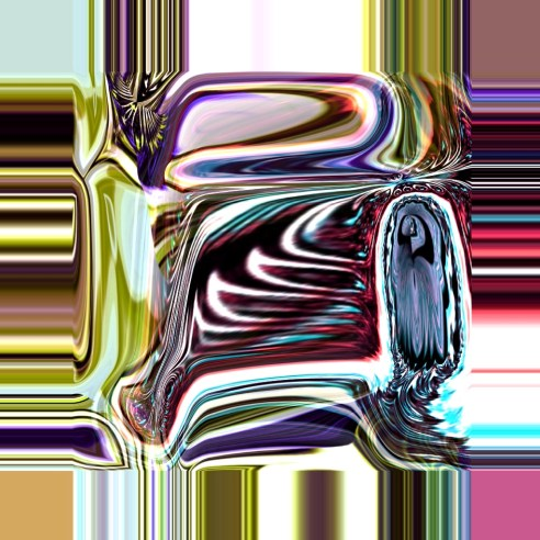 Frozen Bullet - Digital piece