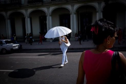 Paseo Marti, La Havane, Cuba