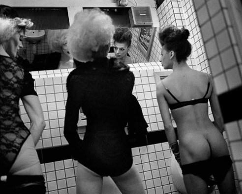 Laydee 'Maxi' Tena, Meth and MissCairo at Royal Vauxhall Tavern, London
