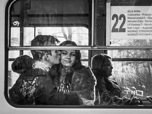 Love on the 22 Prague, Czech Republic