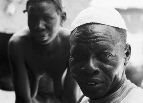 Our hosts El Taice Nuba Mountains. Sudan 1980
