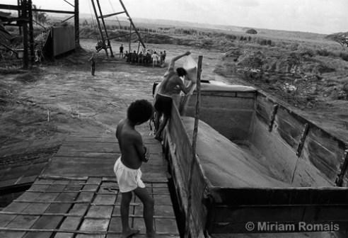 Pouring Sugar, 1992.