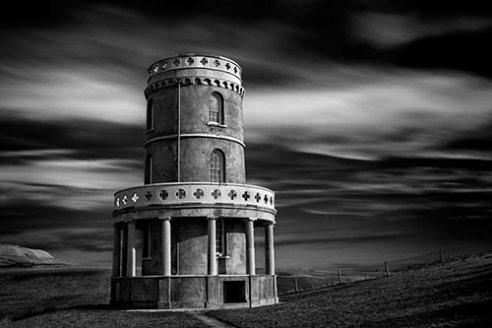 Clavell Tower Kimmeridge, UK
