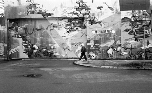 Graffiti Capital Hill, Seattle