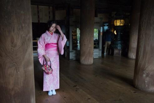 Kiyomizu-dera Temple Kyoto