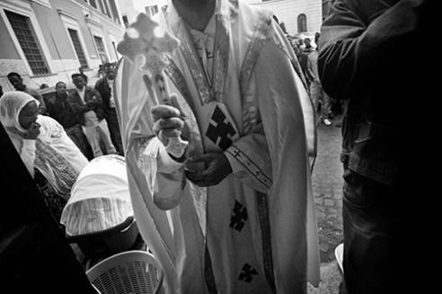 Eritrean community.