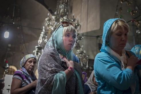 Nativity Church Beethleem, Israel