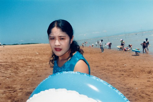 On the Beach Ganyu County