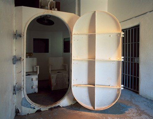 Gas Chamber With Two Chairs, Missouri State Penitentiary, 2012