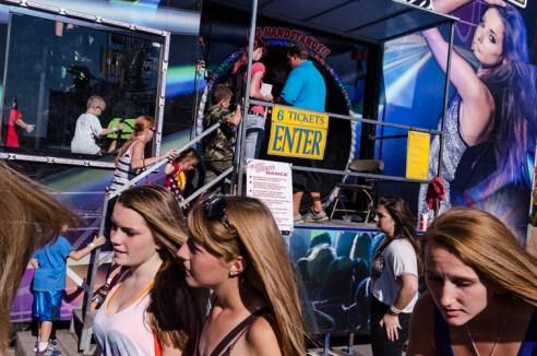 Club Scene Dance, New York State Fair