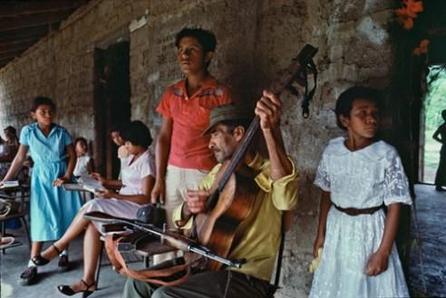 Outside El Jicaro, Nicaragua (the residents called the area El Coyol)