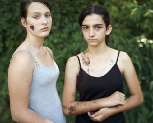 Cheyanne and Ana Maria