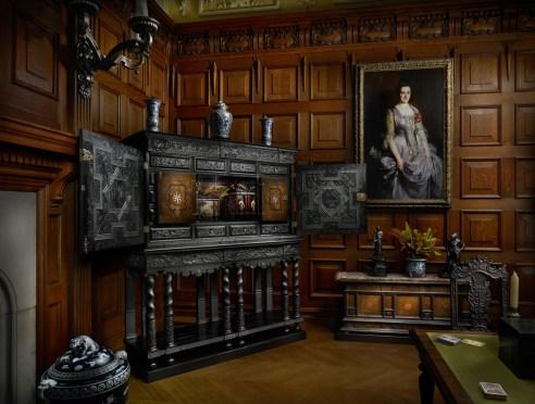 Oak Sitting Room