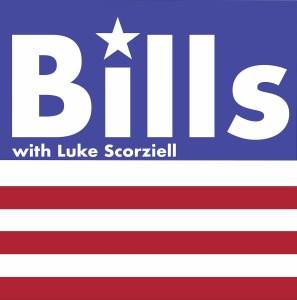 Bills with Luke Scorziell Podcast Artwork