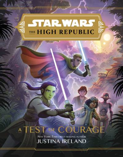 A Test of Courage cover