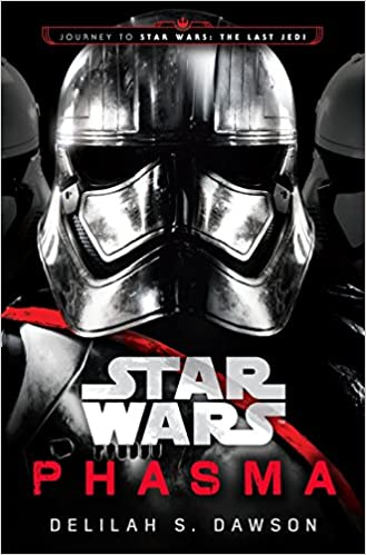 Phasma by Delilah S. Dawson cover