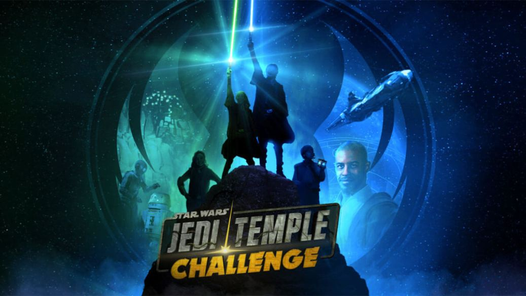 Jedi Temple Challenge opening image