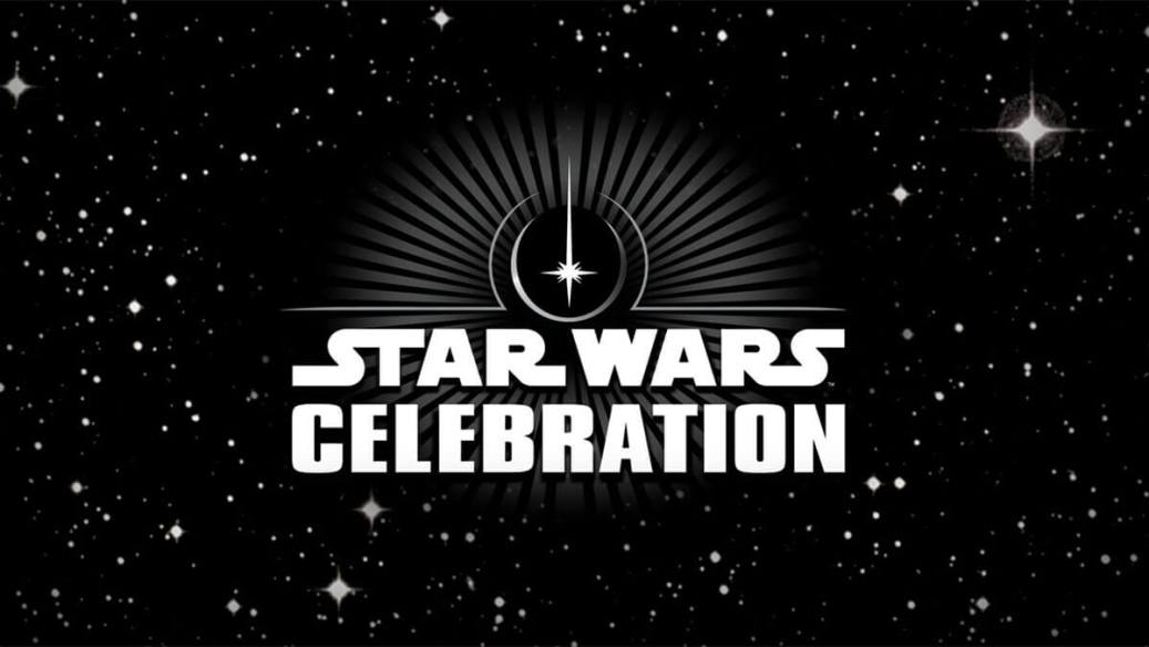 Star Wars celebration logo