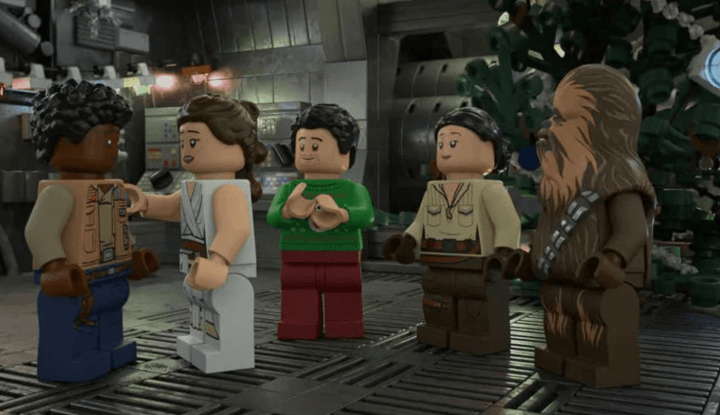 The Star Wars Holiday Special returns sort of...This November the Star Wars Holiday Special will air on Disney+ but not how you might think, it will be made of LEGO bricks.