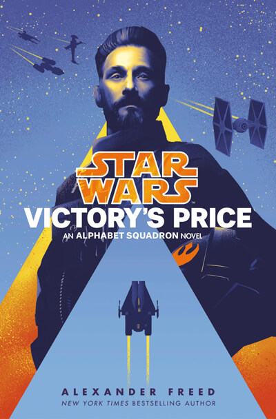 The full cover to Alphabet Squadron Victory's Price