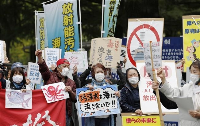 China objects to Japan's move to release water from Fukushima N-plant;  warns action