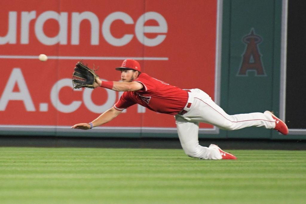 Interview with Los Angeles Angels Top Prospect Brandon Marsh