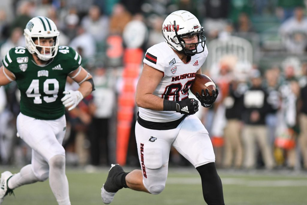 Interview with USF Tight End Mitchell Brinkman