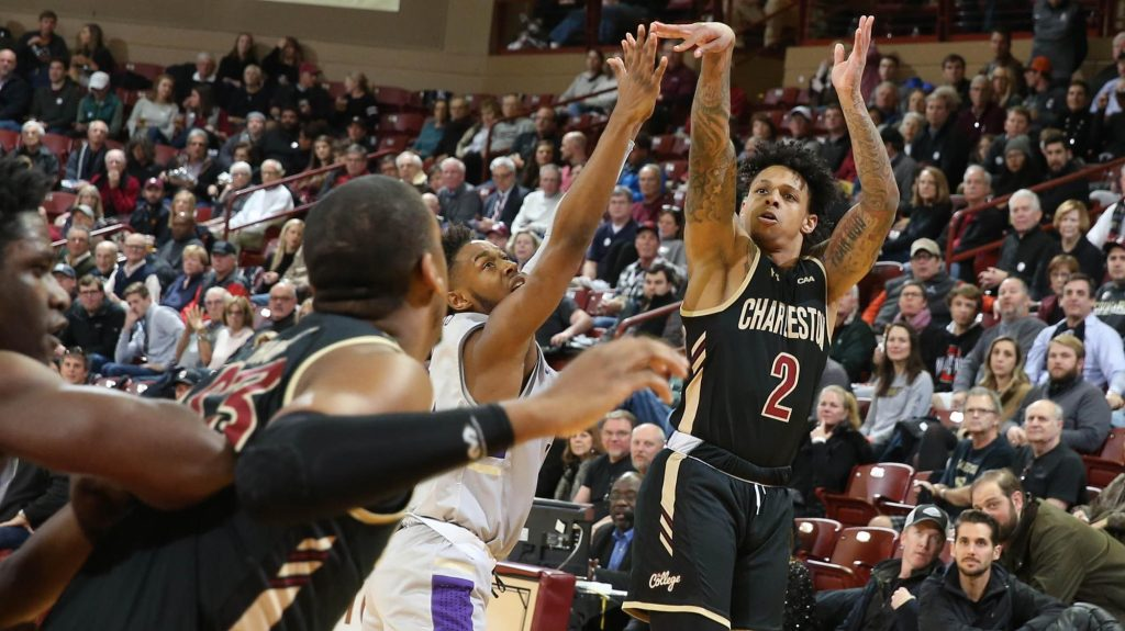Interview with Charleston Men's Basketball Guard Brevin Galloway
