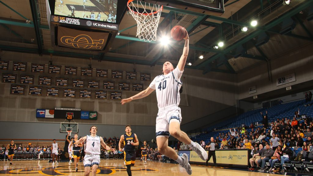 Interview with UC Irvine Men's Basketball Forward Collin Welp
