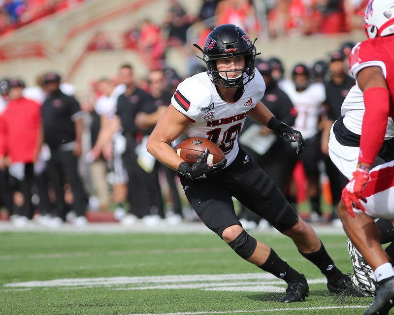 Interview with NIU Wide Receiver Cole Tucker