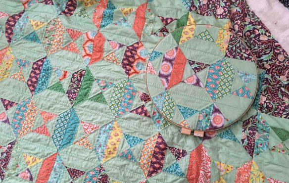 hand quilting 1